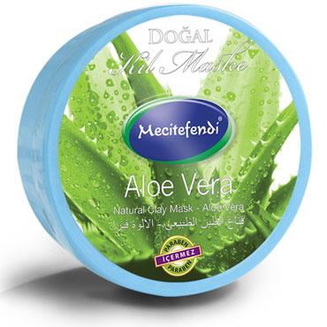 Aloe Vera Doğal Kil Maskesi (200 ml)