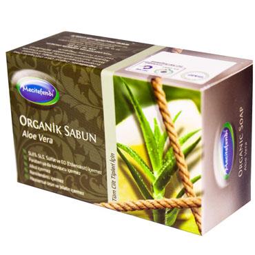 Aloe Vera Organik Sabun (125 gr)