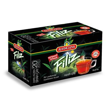 Altıncezve Filiz - Bergamotlu Sallama Çay (20 Adet)