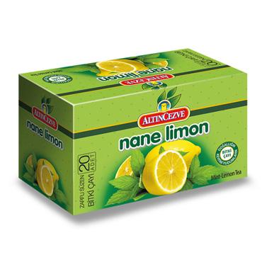 Altıncezve Nane Limon Sallama Çay (20 Adet)