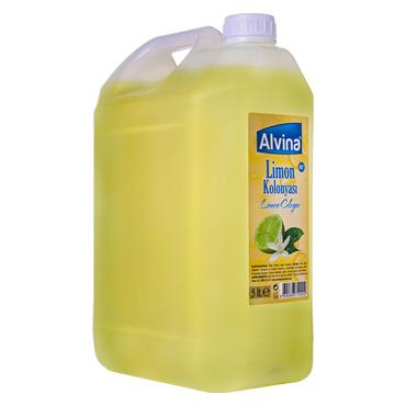 Alvina Limon Kolonyası Bidon 5 Litre