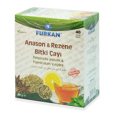 Anason & Rezene Bitki Çayı (40 Adet)