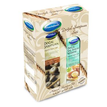 Argan Seti Doğal Şampuan (250 ml)