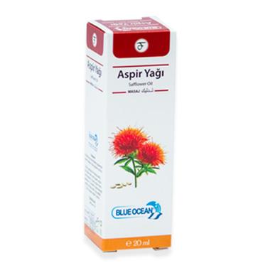 Aspir Çiçeği Yağı 20 ml