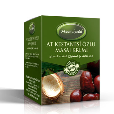 At Kestanesi Özlü Masaj Kremi (90 ml)