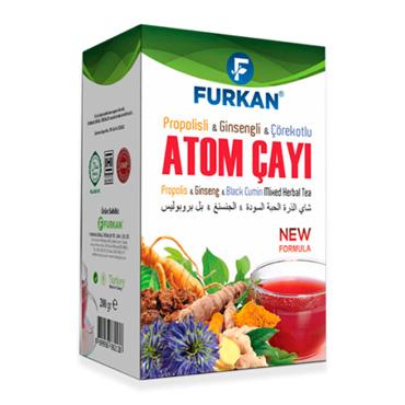 Atom Çayı (Küp)