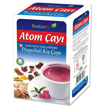Atom Çayı (Kutu)