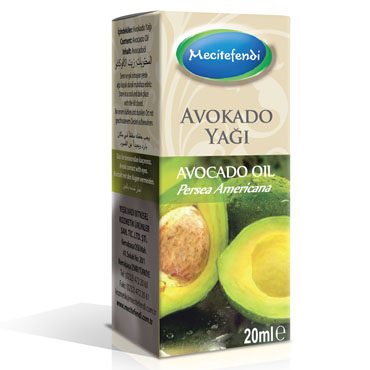Avokado Yağı (20 ml)