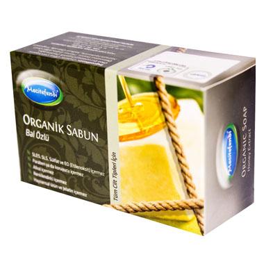Bal Özlü Organik Sabun (125 gr)