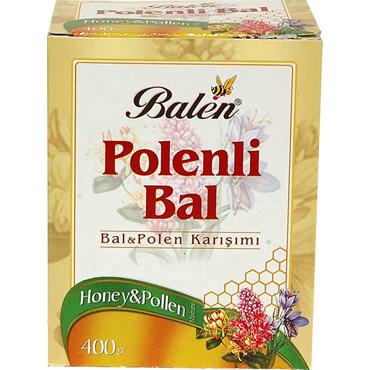 Bal & Polen Karışımı 400 gr