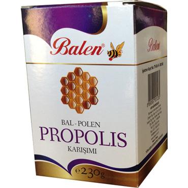 Bal & Polen & Propolis Karışımı 230 gr