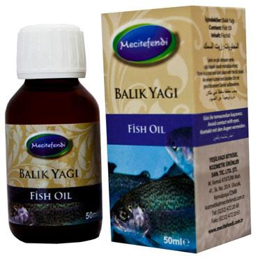 Balık Yağı (50 ml)