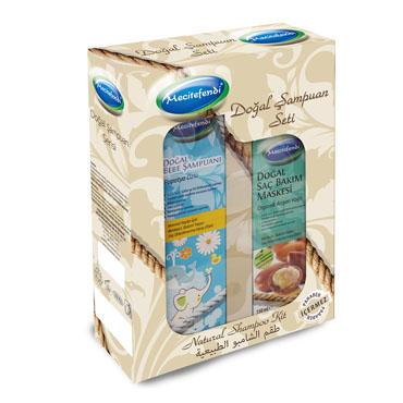 Bebe Seti Doğal Şampuan (250 ml)