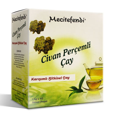 Civanperçemi Otu Çayı (40lı)