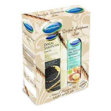 Çörekotu Seti Doğal Şampuan (250 ml)