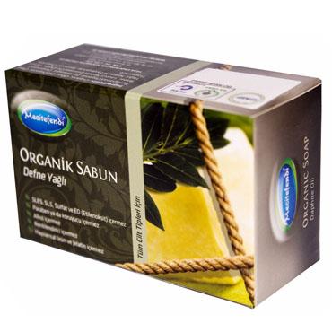 Defne Yağlı Organik Sabun (125 gr)