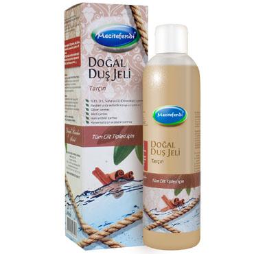 Doğal Duş Jeli Tarçın (250 ml)
