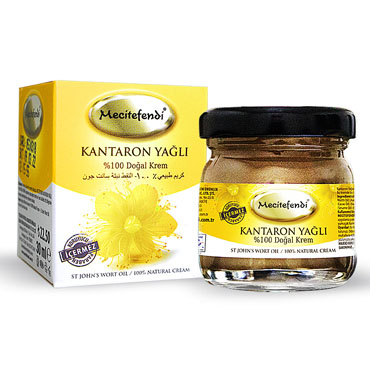 Doğal Kantaron Kremi (30 ml)
