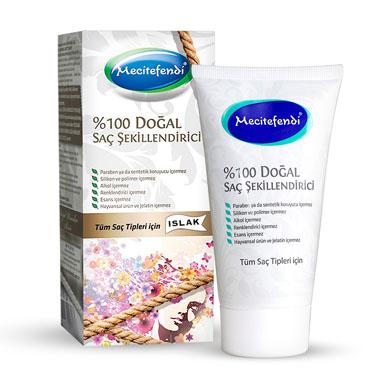 Doğal Saç Şekillendirici Yumuşak (150 ml)