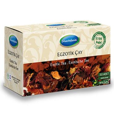 Egzotik Çay (20li)