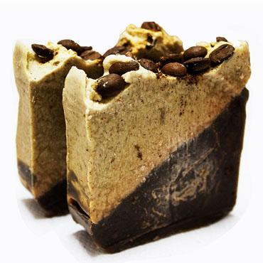 El Yapımı Bitkisel Kahve & Kapuçino Sabunu (80 gr)