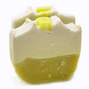 El Yapımı Bitkisel Limon Sabunu (80 gr)