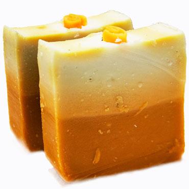 El Yapımı Bitkisel Portakal Sabunu (80 gr)