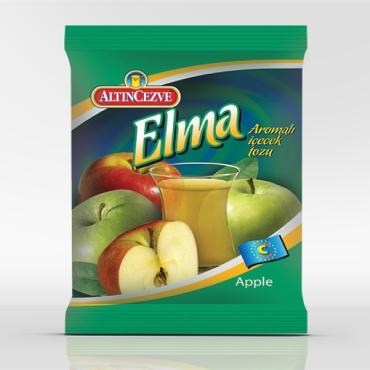 Elma Aromalı İçecek (Kutu)