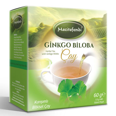 Gingko Biloba Çayı (40lı)