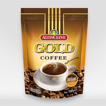 Gold Kahve 100 gr