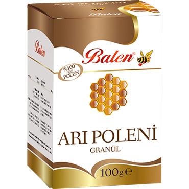 Granül Polen 100 gr