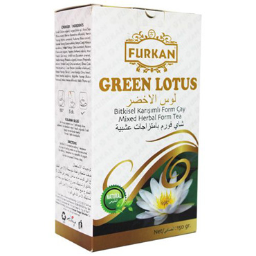 Green Lotus Bitkisel Karışımlı Çay 150 Gr