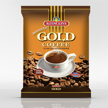 Instant Coffee Gold 500 gr