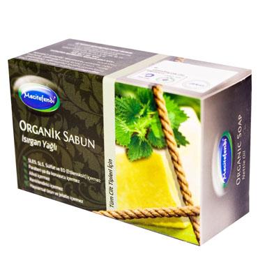 Isırgan Yağlı Organik Sabun (125 gr)