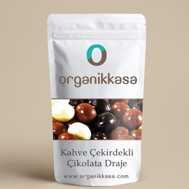 Kahve Çekirdekli Çikolata Draje (250 Gr)
