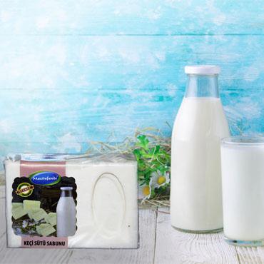 Keçi Sütü Sabunu (100 gr)