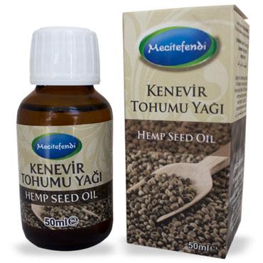 Kenevir Tohumu Yağı (50 ml)