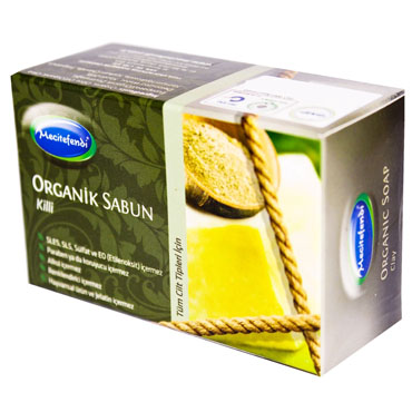 Killi Organik Sabun (125 gr)