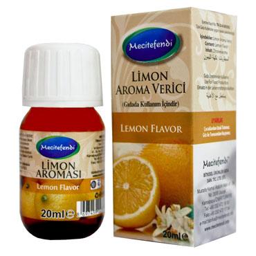 Limon Aroma Verici (20 ml)
