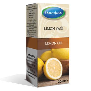 Limon Yağı (20 ml)
