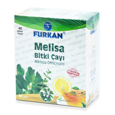 Melisa Çayı İpli Zarflı (40 Adet)