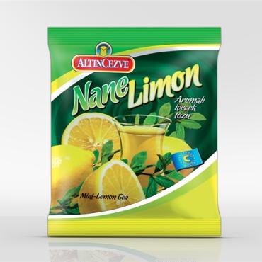 Nane Limon Aromalı İçecek (Kutu)