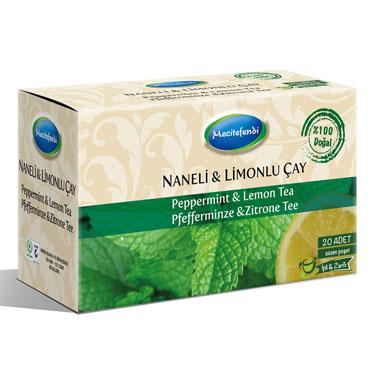 Nane & Limon Çayı (20li)