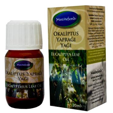 Okaliptus Yaprağı Yağı (20 ml)