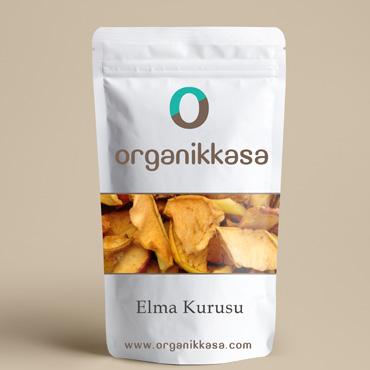 Organik Elma Kurusu (1 Kg)