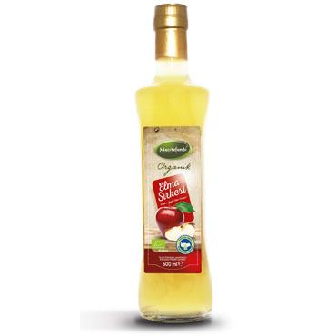 Organik Elma Sirkesi (500 ml)
