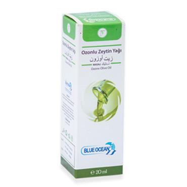 Ozonlu Zeytin Yağı 20 ml