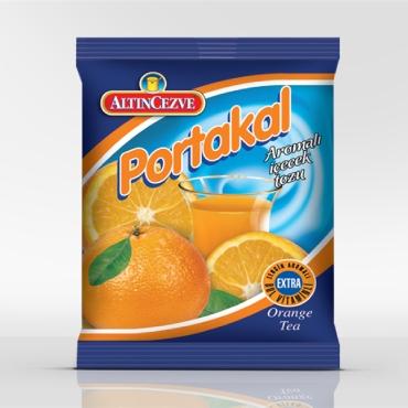 Portakal Aromalı İçecek (Kutu)