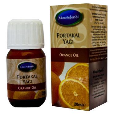 Portakal Yağı (20 ml)