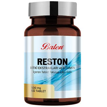 Reston Bitki Ekstraktları ve Vitamin İçeren Tablet